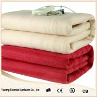 China single polyester heating electric blankets on sale
