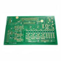 Quality FR4 PCB Surface Mount Prototype Board 94V-0 Blue Soldermask RoHS Certificated for sale