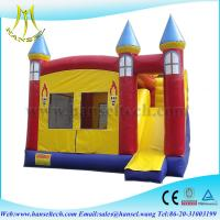 Quality Hansel Cheap Small New inflatable bouncer for outdoor park for sale