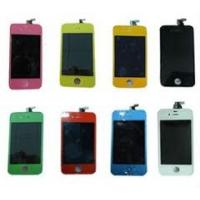 Quality PINK / Orange / Bule 960 * 640 Pixels Touch Screen Apple IPhone 4 Digitizer LCD Assembly for sale