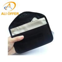 Buy cheap Mobile Phone RF Signal Shielding Blocking Jammer Bag Pouch Case 6 Inch for from wholesalers