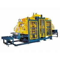 China Concrete Block Making Machine For Solid / Hollow / Cellular Masonry Blocks on sale
