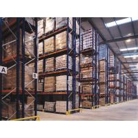 Quality Metal Warehouse Pallet Storage Racks CE Certificated 500 - 5000 KG / Level for sale