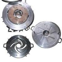 Buy Customized OEM 30 to 90° Hardness Rubber Injection Mould For Mount Products at wholesale prices