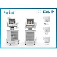 China Best face tightening treatments hifu face lift machine ultherapy machine for sale on sale