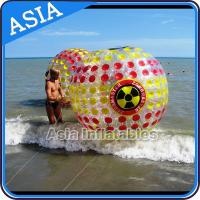 2.6M Inflatable Human Hamster Ball , Zorb Ball For Kids for sale