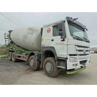 Buy cheap Howo Brand Used Cement Truck 20 Cubic Lhd 8x4 Diesel 2018 Year from wholesalers