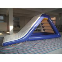 Quality Aqua Inflatable Freefall Water Slide For Sale for sale