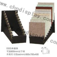 Buy cheap Stone Stands,Marble Rack,Tile Rack,Display Stands,Wood Rack from wholesalers