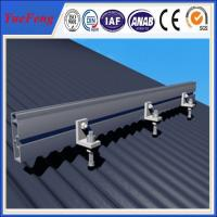 Quality Home or commercial roof solar mounting bracket,Asphalt Shingles mount,pv mounting system for sale