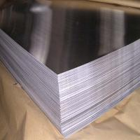Quality Cold Rolled Aluminium Sheet Plate Width 600-900 Mm Mill Finish 1050 H12 for sale