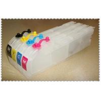 4 Colors Refillable Printer Ink Cartridges for sale