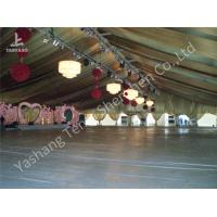 Quality Large Square Aluminum Structure Dinner Style Wedding Decoration Tent Party Marquee for sale