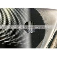 Quality Aisi 304 Stainless Steel Wire Screen Mesh High Strength Toughness Super Shock Resistance for sale