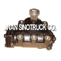 China HOWO TRUCK STEERING PARTS  AZ9719470228 STEERING GEAR(8098) on sale