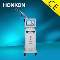 Quality Medical RF Excited Co2 Fractional Laser Machine , Freckles Removal Machine for sale