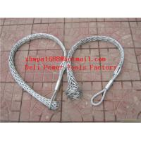 Quality Non-conductive cable sock  Fiber optic cable sock  Pulling grip for sale