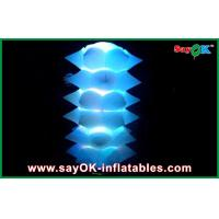 Quality Christmas Tree With Led Inflatable Lighting Decoration Led Inflatable Tower For Sale for sale