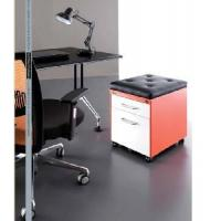 Quality Mobile Pedestal with Cushion Top (SE) for sale