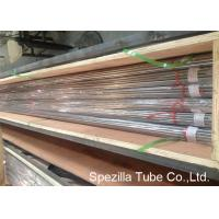 China EN10217-7 Stainless Steel Instrumentation Tubing Welding SS Pipe ASTM A269 1.4301 1.4307 on sale