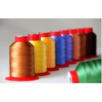 Buy 210d/3 Polyester Continuous Filament Yarn for Sewing Leather/Bag at wholesale prices