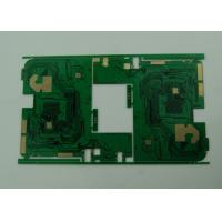 Quality BGA Multilayer PCB Board with Stamp Holes / Vias , 6 Layer PWB for sale