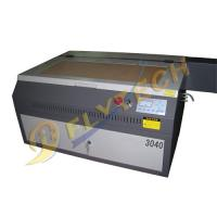 Quality Desktop A3 size 3040 laser engraving machine with40w/60w laser tube for sale