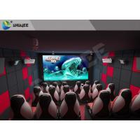Buy ISO Certificate 5d Theater System / 5D Cinema System 24 People Mobile Movie at wholesale prices