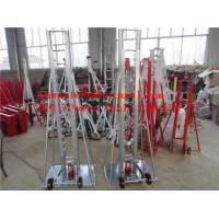 Quality Roll On Drum Stands  Hydraulic Reel Stands for sale