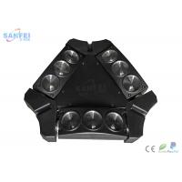 Quality 9 * 3W CREE Lamps Mini  LED Beam Moving Head Light For Disco for sale