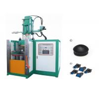 Buy cheap Own Patent 200 Ton Rubber Injection Moulding Machine With HMI Panel Master from wholesalers