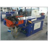 China DW50NC Semi Automatic Pipe Bending Machine 110v 380v 5.5KW 3200 * 850 * 1300mm on sale