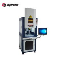 Quality 20W 3D Laser Engraving Machine for Marking and Engraving Metal for sale