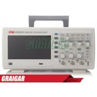 Quality Desktop Electronic Oscilloscope UTD2202CM Two Channels 200 Mhz 16 Kpts for sale