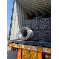Buy 40-270g/Sqm Hot-Dipped Galvanized (Galfan) Gabion Box/Gabions at wholesale prices