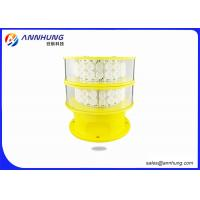 Quality Medium - Intensity Aircraft Warning Light Resistant Heavy Rain And Storms for sale