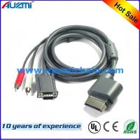Quality Xbox 360 VGA Cable cable for xbox 360 xbox 360 game accessories for sale
