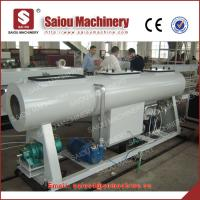 Buy polyethylene pipe producer machine plastic product making machinery at wholesale prices
