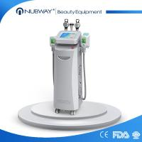 Quality newest medical pipe ultrasound vacuum laser cryolipolysis cavitation fat loss machine for sale