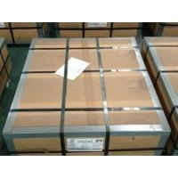 China 0.18mm-0.50mm Thickness SPCC Electrolytic Tin Plate Sheet For Food Tin Can on sale