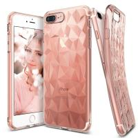 China Flexible Light Slim Protective Cell Phone Cases 3D Diamond Textured Back on sale