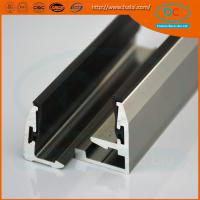 Quality 6063 T5 aluminium profile for kitchen cabinets,furniture aluminium profiles for sale