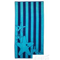 Quality Superior Luxurious 100% Cotton Velour  and Absorbent Terry Beach Towels for sale