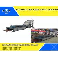 Buy cheap Automatic High Speed Flute Laminator  Corrugated Cardboard Carton Making box  Machine from wholesalers