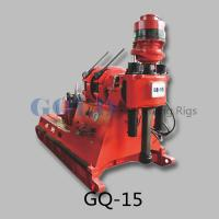 Quality pile foundation drill rig GQ Model, for construction drilling for sale