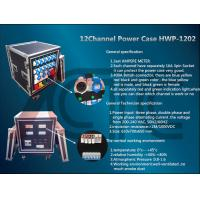 Quality Power Case, 12 Channel Power Case,  12 Channel Power Case HWP 1202, Easy Operation, Convenient Usage for sale