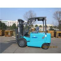 China FB30 3 Ton Four Wheel Electric Forklift Truck For Loading & Unloading Cargo on sale