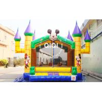 Quality Mickey mouse bounce house for sale