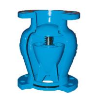 Silence Lift Stainless Steel Check Valve Resilient Seated WCB Body Material