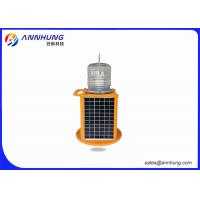 Quality 256 Characters Solar Marine Lights GPS Syn Function Recyclable Batteries for sale